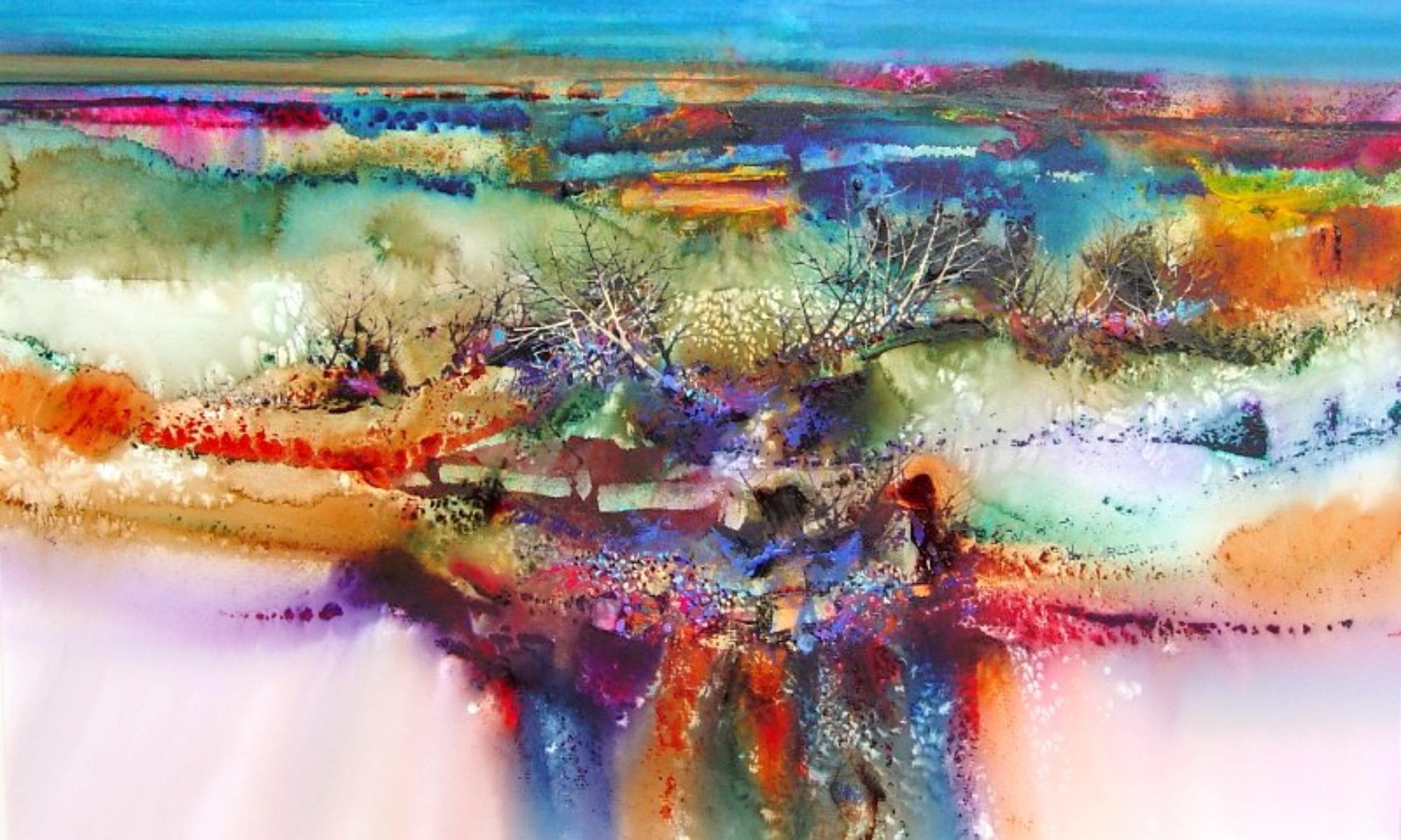 John L. Mendoza - artist